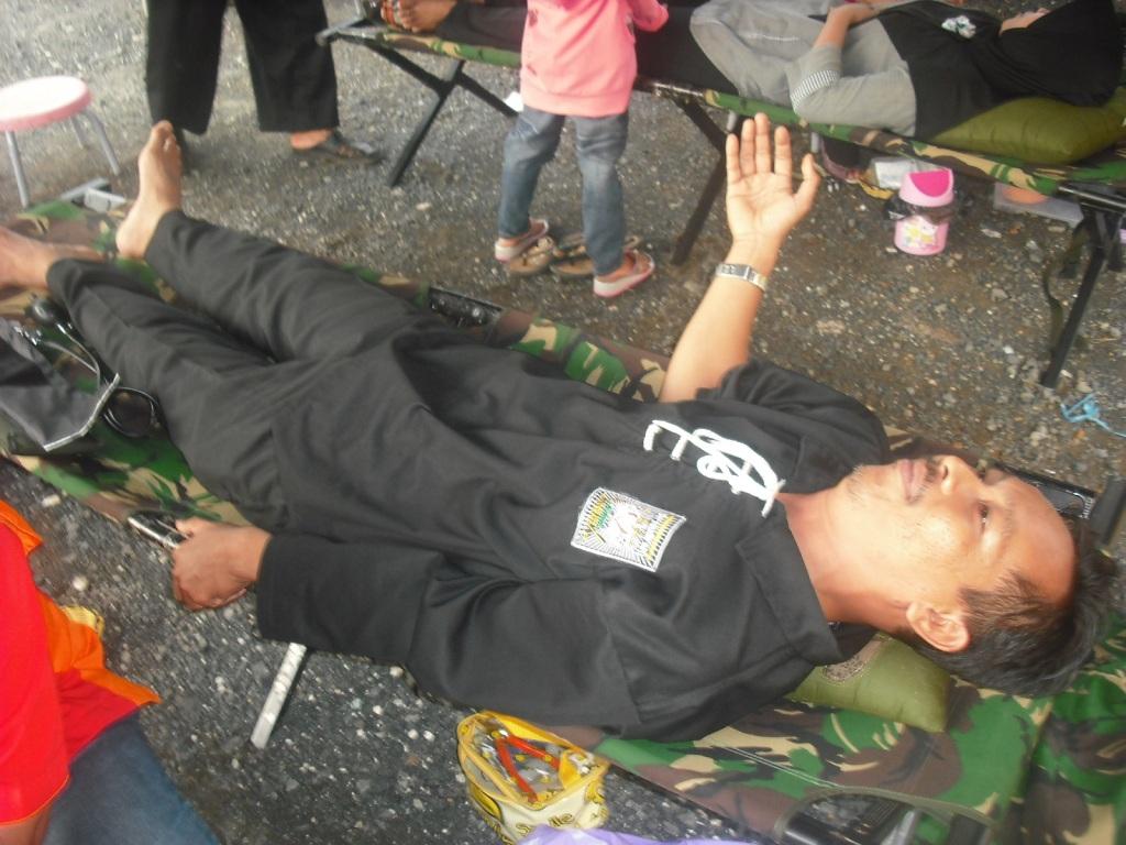 Aksi Donor Darah SH Terate Cabang Banjarbaru Persaudaraan Setia